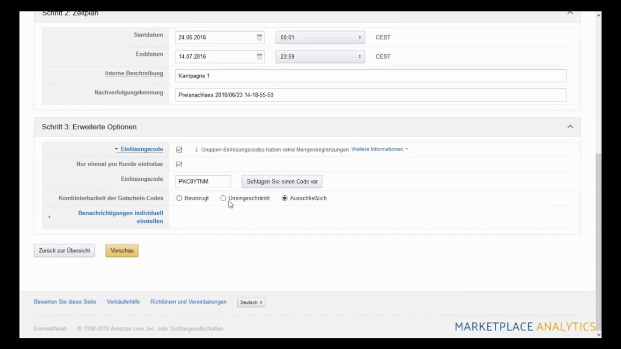 amazon verifizierter käufer werden
