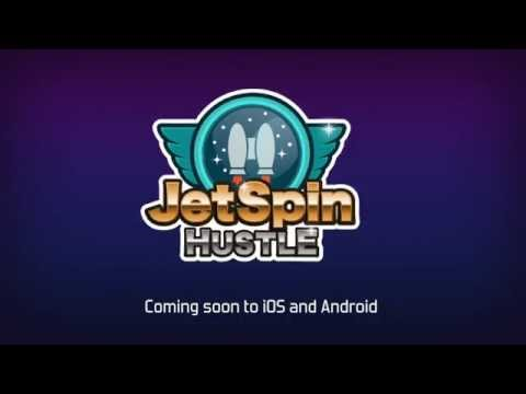 JetSpin Hustle - Official Announcement Trailer | iOS & Android