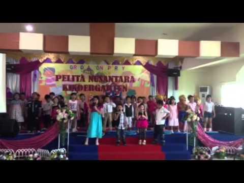 Graduation Party Pelita Nusantara School