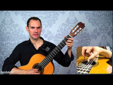 Right Hand Fingerings For Guitar (Classical Guitar Fingerings)