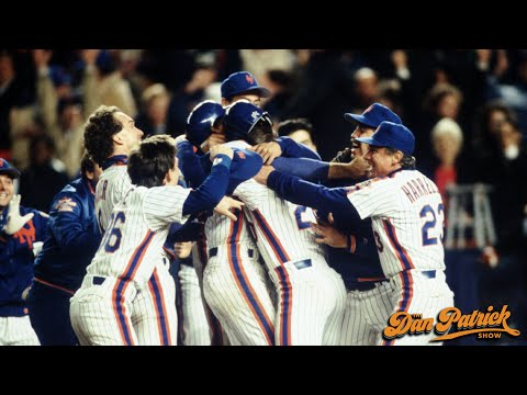 """""""It Was Too Powerful, Too Explosive, Too Crazy"""" - DP Discusses The '86 Mets   09/15/21"""