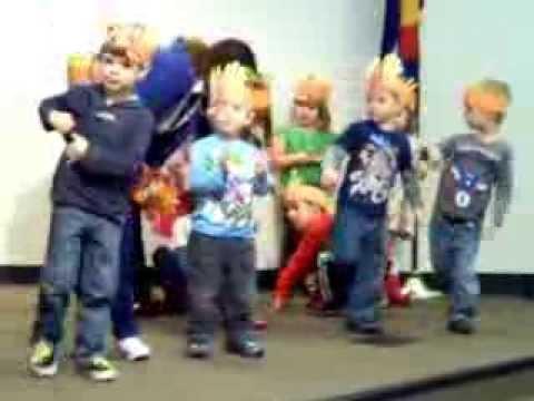 Arapahoe Community College - Child Development Center (The Turkey Pokey)
