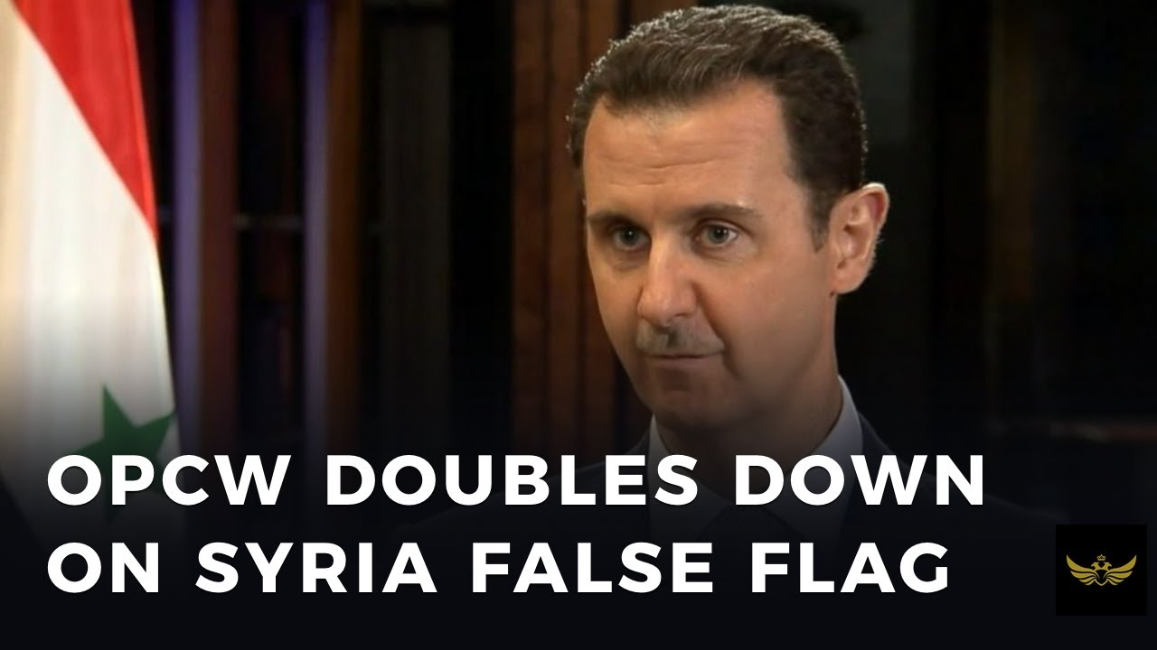 Corrupt OPCW doubles down on Syria false flag