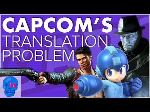 Capcom: How the West was Worse [SSFF]