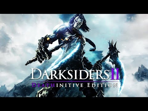DARKSIDERS 2: Deathinitive Edition All Cutscenes (Game Movie) 1080p HD