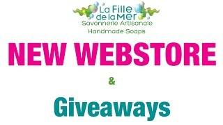 New Webstore & Giveaways thumbnail