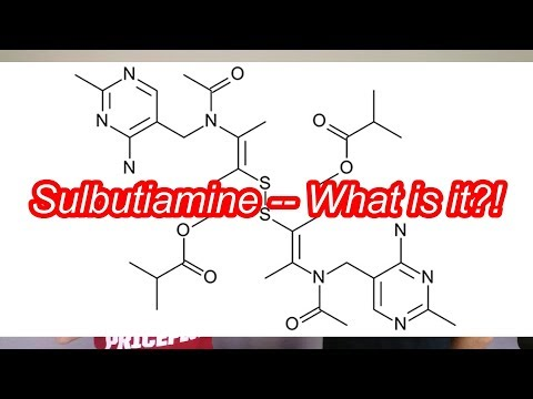 Sulbutiamine -- What is it and What does it do?!