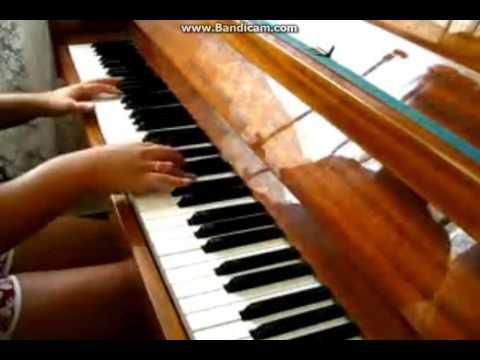 клубняк на пианино