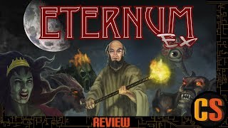 ETERNUM EX - PS4 REVIEW (Video Game Video Review)