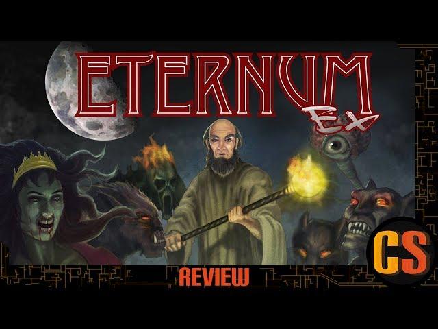 ETERNUM EX - PS4 REVIEW