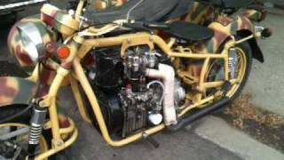 видео Двигатель Hatz 2G40