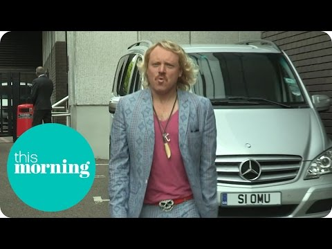 The Secret Behind Keith Lemon's Bandage | This Morning