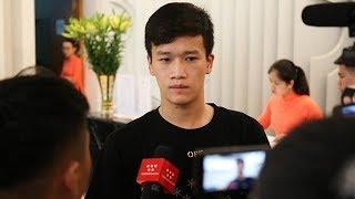 Hoàng Đức, Văn Thanh, Tiến Linh nói gì trước khi đối đầu Thái Lan
