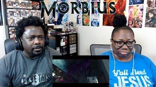 MORBIUS - Teaser Traİler {REACTION!!}