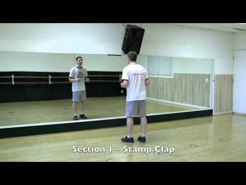 Acapella Tap Routine By Rod Howell