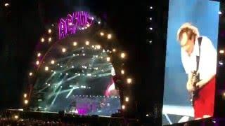 AC/DC (ft Axl Rose) - Whole Lotta Rossie @ La Cartuja (Sevilla, Spain)