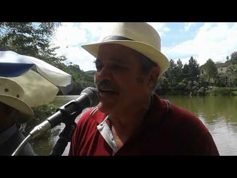 Alcides Dias e Donai bar da Kely em Juquitiba