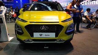 2019 Hyundai KONA 4WD @ MIAS2018