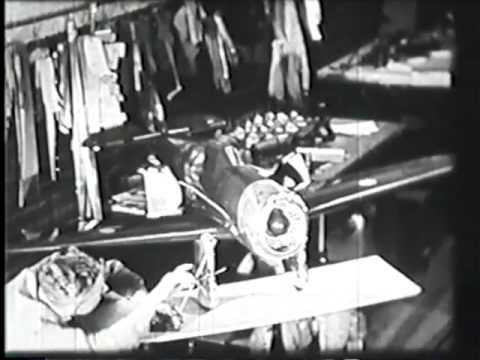 Curtiss-Wright Production Soldier Building The P-36 Hawk.mpg