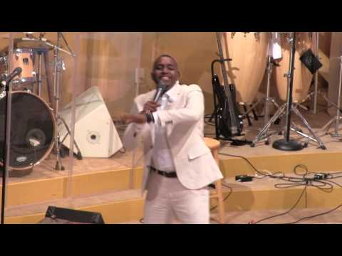 Prophet Christ Beleke Tabu - Vivre la vie de Dieu (living the life of GOD) HEALING&MIRACLES