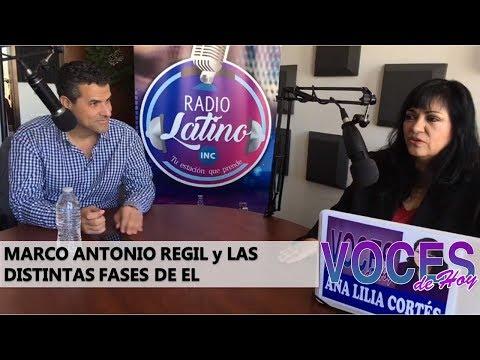 Marco Antonio Regil ¿Hay Respeto A Los Latinos?   Voces De Hoy   Radio Latino   Ana Lilia Cortes