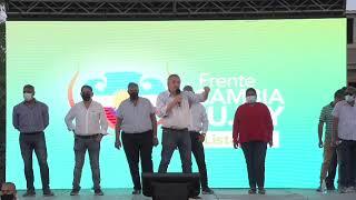 Acto del Frente Cambia Jujuy en Alto Comedero