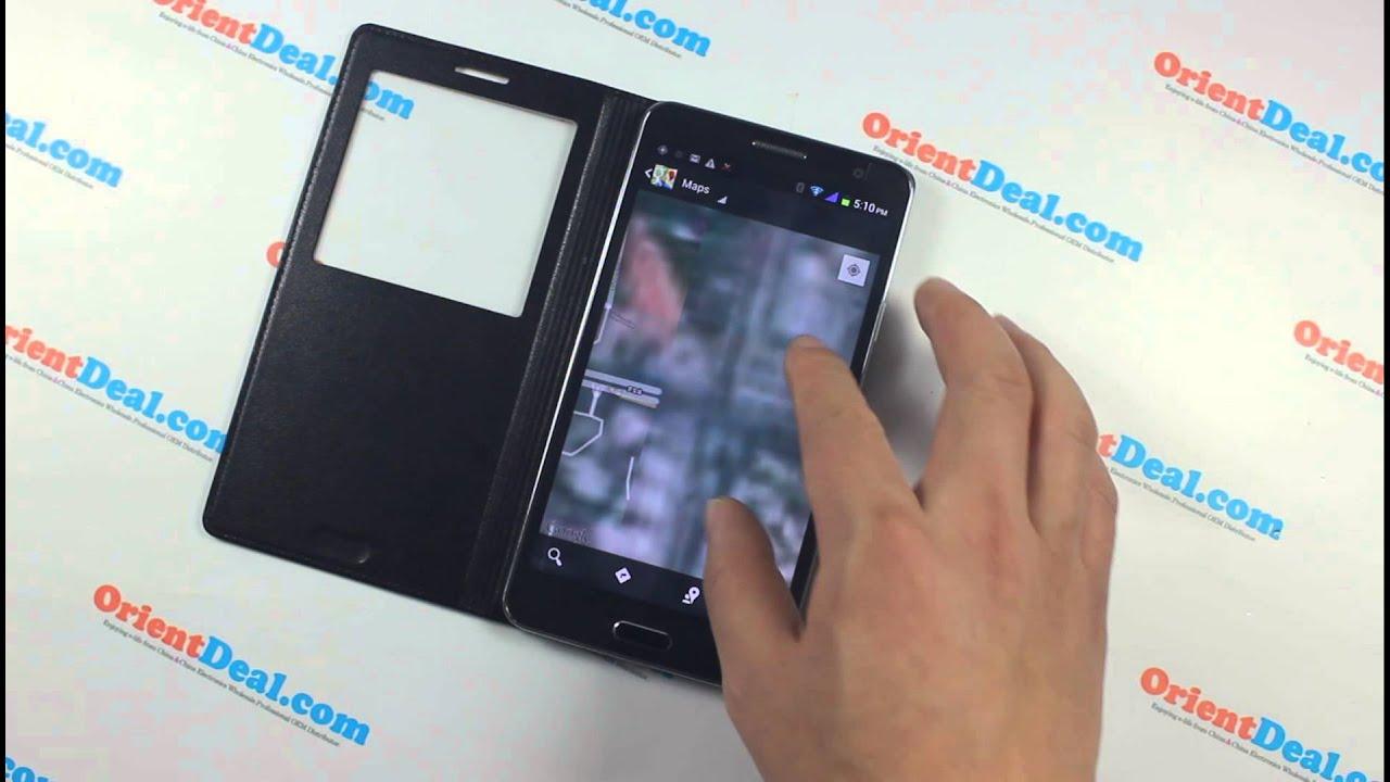 Fastest Galaxy Note 3 Clone ! – Octa Core MTK 6592 ...