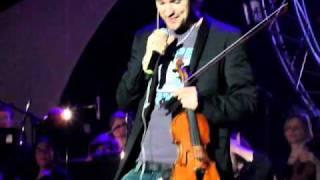 David Garrett - Vivaldi vs. Vertigo - Frankfurt 19.11.10