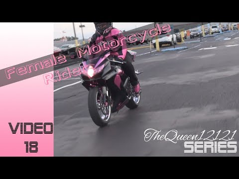 Pink Motorcycle On Highway | A Cinematic View | Not A Motovlog