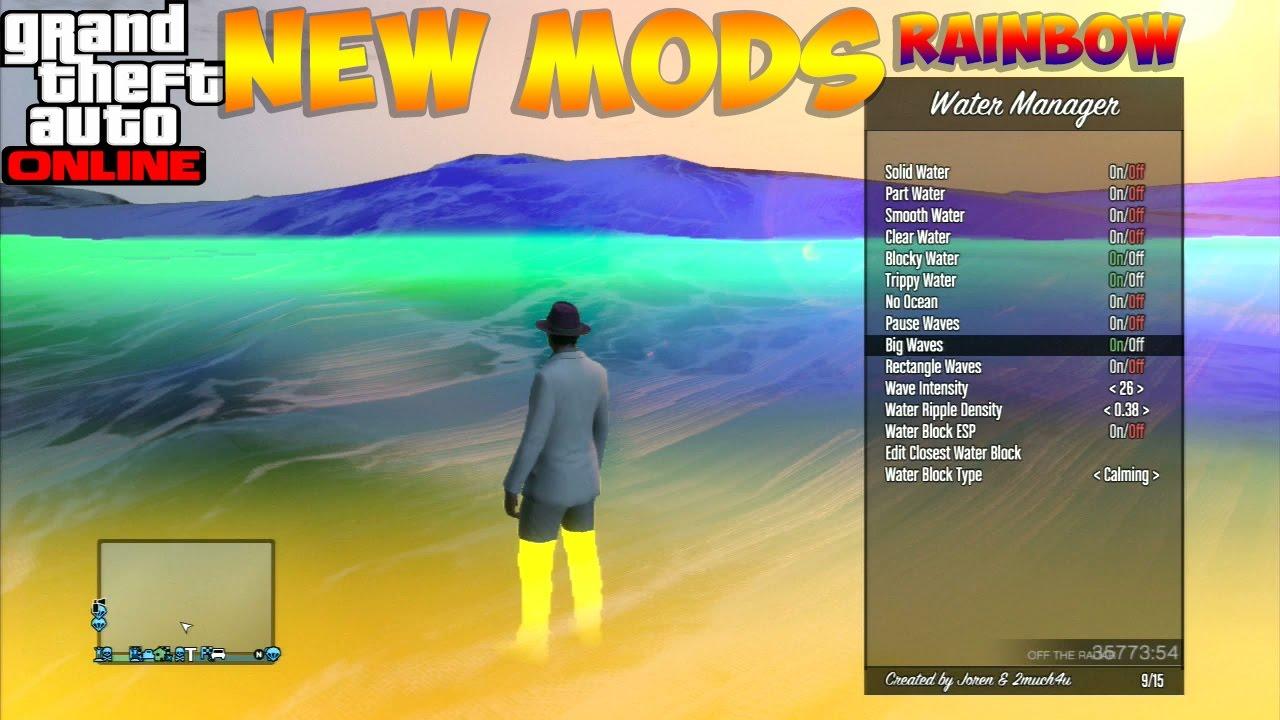 GTA 5 SERENDIPITY 4.5 RECOVERY & MAIN MOD MENU WHATS NEW ...