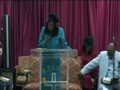 Rtpdm:  Choir: on that day we will sing  holy holy/ Who's report will you believe (pt 1)
