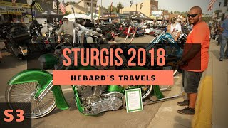 Sturgis Motorcycle Rally 2018 | The Strip Live! Custom Bike Montage !!!