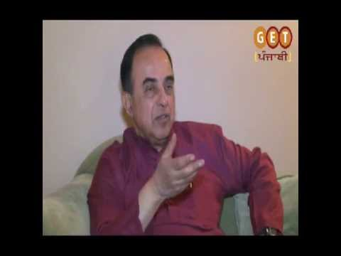 Dr. Subramanian Swamy speaks on Operation Bluestar and Sant Jarnail Singh Bhindranwale.