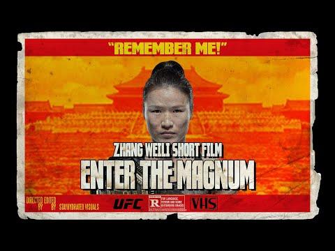Zhang Weili Short Film - Enter The Magnum