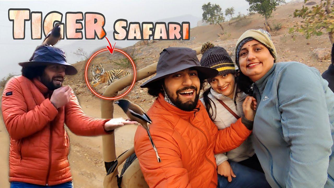 Did We Spot Tiger?   Tiger Safari   Ranthambore National Park Part 2