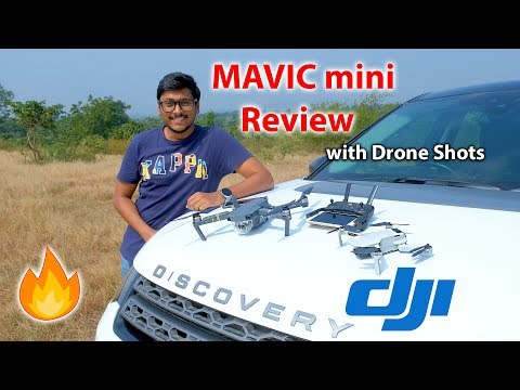 DJI Mavic Mini Full Review with Awesome Drone Shots 🔥