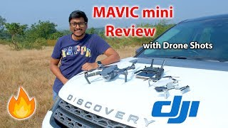 DJI Mavic Mini Full Review with Awesome Drone Shots 🔥