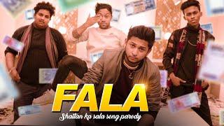 টাকা গুলা ফালা | Fala | Tawhid Afridi | Bala | Shaitan Ka Saala | Autanu Vines | Bangla Funny Song