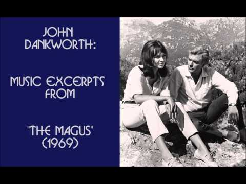 "John Dankworth: music excerpts from ""The Magus"" (1969)"