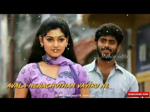 Whatsapp status tamil | love feel song 😍 | kona kondakari status | love cut song