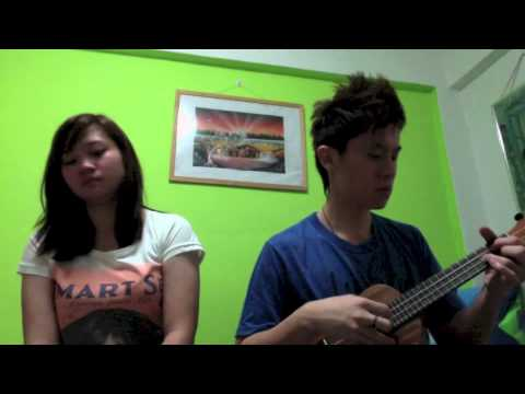 Christine Wara Unchained Melody Ukulele Cover Youtube