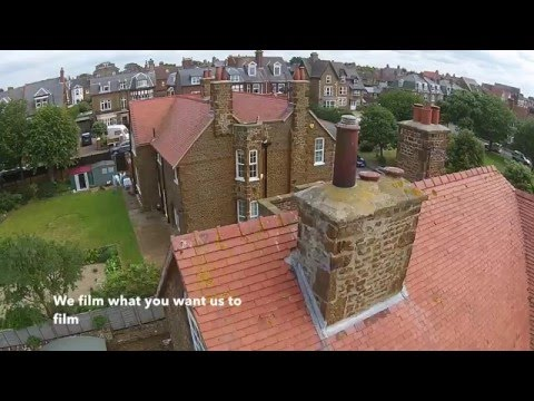 Aerial Building Surveys by DroneVista.co.uk - Radio Control Drones for surveying building work