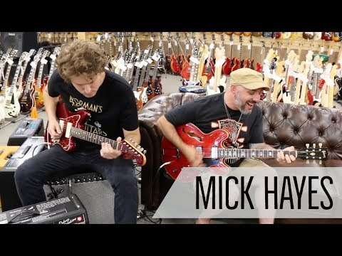Mick Hayes And Michael Lemmo - 1969 Gibson ES-335TDC & Fender Jazzmaster | Norman's Rare Guitars