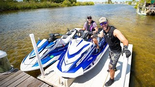 Surprising Mom With New Supercharged Jetski!! (emotional) | Jiggin' With Jordan