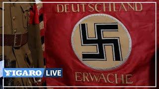 🔴Des objets NAZIS découverts chez un pédophile présumé au Brésil