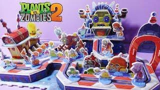 Part 4- Let's Build Far Future Plants Vs Zombies PVZ 2 Zombot Tomorrow-tron Gargantuar Zombie DIY thumbnail