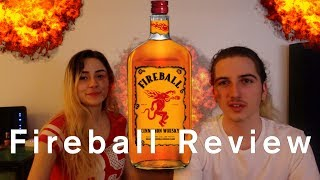 Fireball Whisky Review - WIT26'?