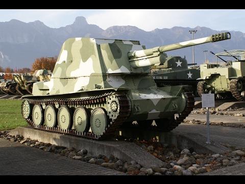 Tanks of Switzerland - 1939 to Present / Panzer der Schweiz ✔