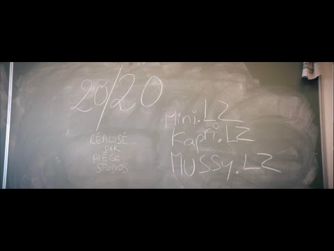 Youtube: Mini Gouap – 20/20 feat Mussy & Kpri LYONZON (Prod. Gouap)