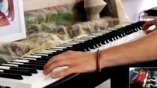 Wie Schön Du Bist – Sarah Connor  (Klavier/piano & loop pedal)